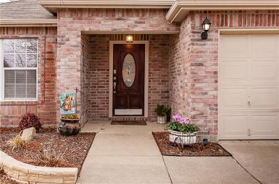 McKinney Single Family Home Active Option Contract: 916 Charlotte Drive