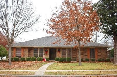 Garland Single Family Home For Sale: 5625 Cornerstone Drive