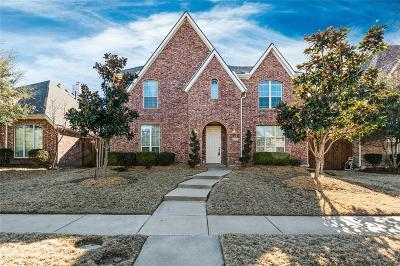 Frisco TX Single Family Home For Sale: $329,999