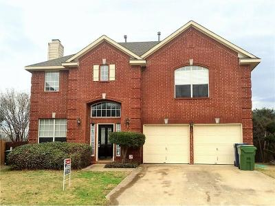 Garland Residential Lease For Lease: 2502 Ivanridge Circle