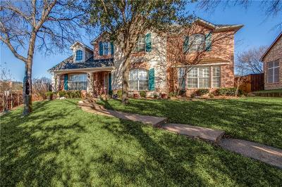 Richardson Single Family Home For Sale: 4419 Cedar Elm Circle