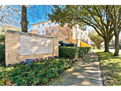 Dallas Condo For Sale: 3922 Gilbert Avenue #109