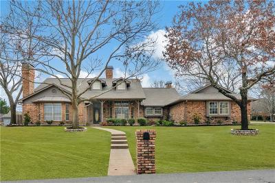 Weatherford Single Family Home For Sale: 1806 Lakeridge Drive