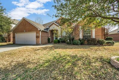 Flower Mound Single Family Home For Sale: 1509 Stone Bend Lane