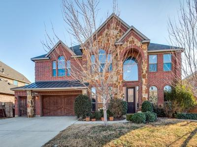Fort Worth Single Family Home For Sale: 5416 Royal Lytham Road