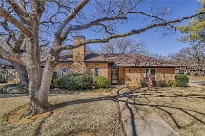 Arlington Single Family Home For Sale: 2900 Steeplechase Trail