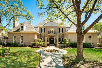 Plano Single Family Home For Sale: 1708 Riviera Drive