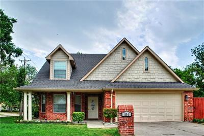 Mckinney Single Family Home For Sale: 501 W Leland Avenue