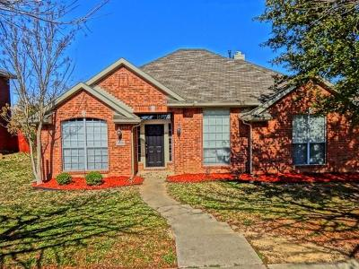 Garland Residential Lease For Lease: 3018 Tree Line Road