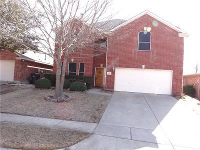 Little Elm Single Family Home For Sale: 3076 Bigleaf Drive