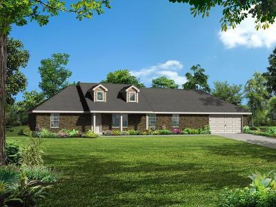 Single Family Home For Sale: 125 Live Oak Lane
