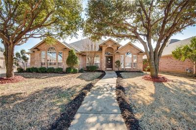 North Richland Hills Single Family Home For Sale: 8212 Fin Wood Court