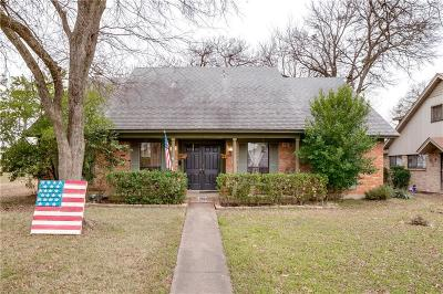 Dallas Single Family Home For Sale: 3923 Treeline Drive