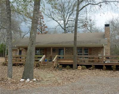 Cedar Creek Lake, Athens, Kemp Single Family Home For Sale: 6534 Crestview Drive