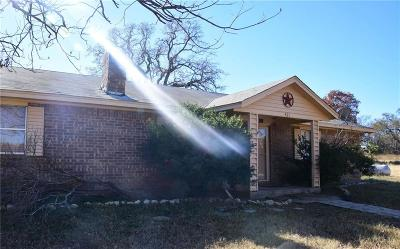 Weatherford Single Family Home For Sale: 401 Angus Drive