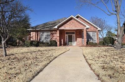 Denton Single Family Home Active Option Contract: 1505 Lynhurst