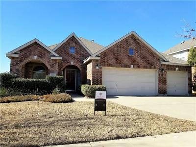 Fort Worth Single Family Home For Sale: 8036 Malabar Trail