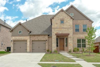 Frisco Single Family Home For Sale: 13872 El Toro Road
