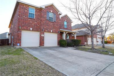 Lewisville Single Family Home For Sale: 2736 Treasure Cove Drive