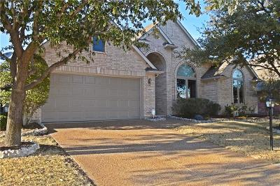 Arlington Single Family Home Active Option Contract: 2627 Cedar View Drive
