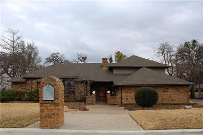 Mansfield Single Family Home For Sale: 1318 Clover Hill Road