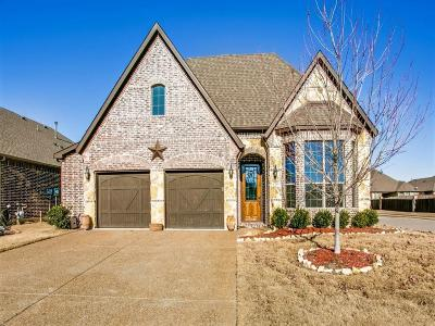 Rockwall Single Family Home For Sale: 772 Bordeaux Drive