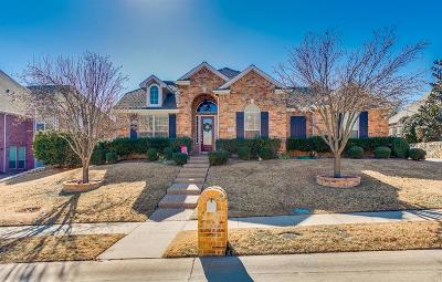 McKinney Single Family Home For Sale: 3301 Ashford Lane
