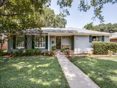 Single Family Home For Sale: 6855 Arboreal Drive