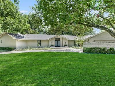 Single Family Home Active Option Contract: 4818 Melissa Lane