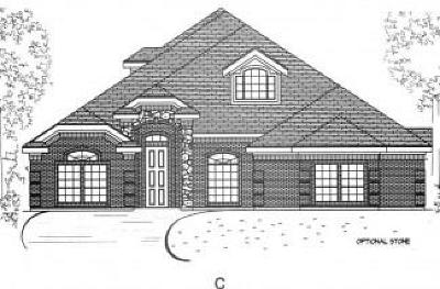 Kennedale Single Family Home For Sale: 1701 Stags Leap Trail