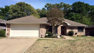 Canton TX Single Family Home For Sale: $174,900