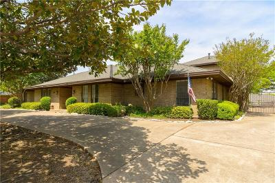 Fort Worth Single Family Home For Sale: 3825 Lands End Street