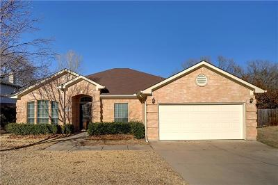 Weatherford Single Family Home For Sale: 2141 Country Brook Drive