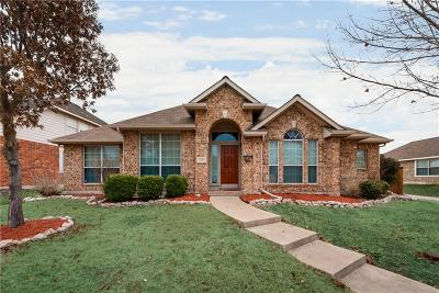 Rockwall County Single Family Home For Sale: 2110 Garrison Drive