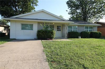 Dallas Single Family Home For Sale: 139 W Cherry Point Drive