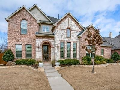 Frisco Single Family Home For Sale: 15660 Booker Trail
