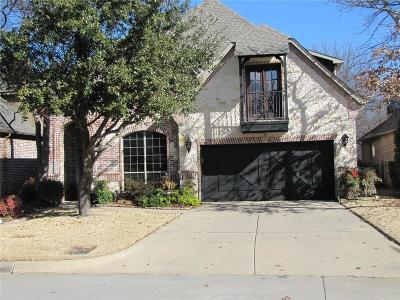 Hurst Single Family Home For Sale: 3457 N Riley Place