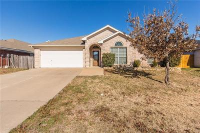 Fort Worth Single Family Home For Sale: 3908 Silver Springs Drive