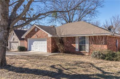 Springtown Single Family Home For Sale: 521 N Avenue B