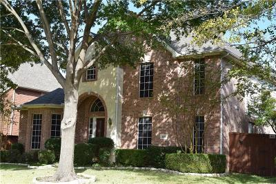 Allen  Residential Lease For Lease: 1414 Constellation Drive