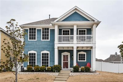 Providence Village Single Family Home Active Contingent: 9005 Cape Cod Boulevard