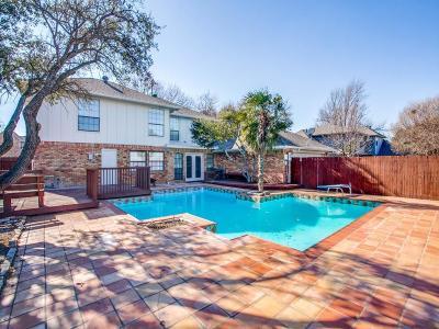 Plano Single Family Home For Sale: 2817 Piedra Drive