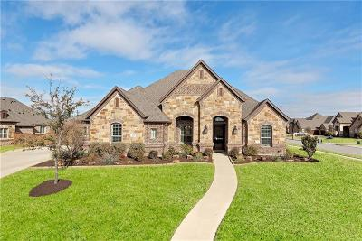 Keller Single Family Home For Sale: 813 Arthur