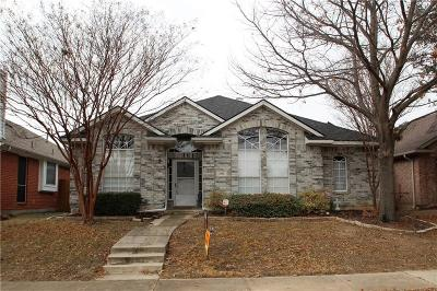 Allen Single Family Home For Sale: 808 Kipling Drive