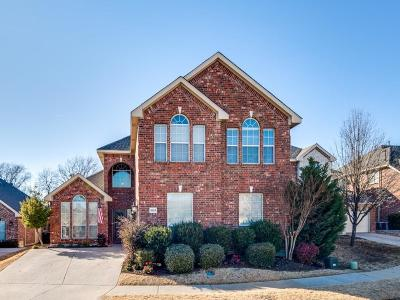 McKinney Single Family Home Active Option Contract: 3924 La Tierra Linda Trail