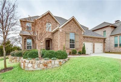 McKinney Single Family Home For Sale: 301 Hitch Wagon Drive