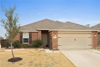Little Elm Single Family Home Active Option Contract: 14816 Hunter Drive