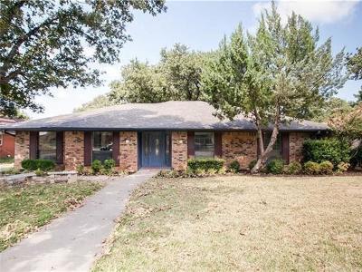 Arlington Single Family Home For Sale: 3618 Lake Pontchartrain Drive