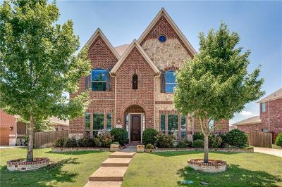 Carrollton Single Family Home For Sale: 4113 Kickapoo Trail