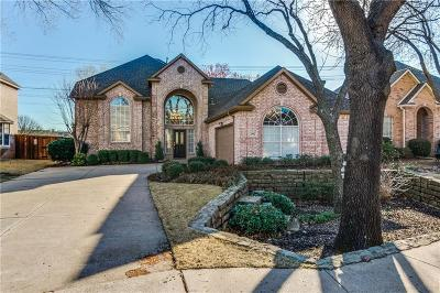 Flower Mound Single Family Home Active Option Contract: 2912 Parkhaven Drive